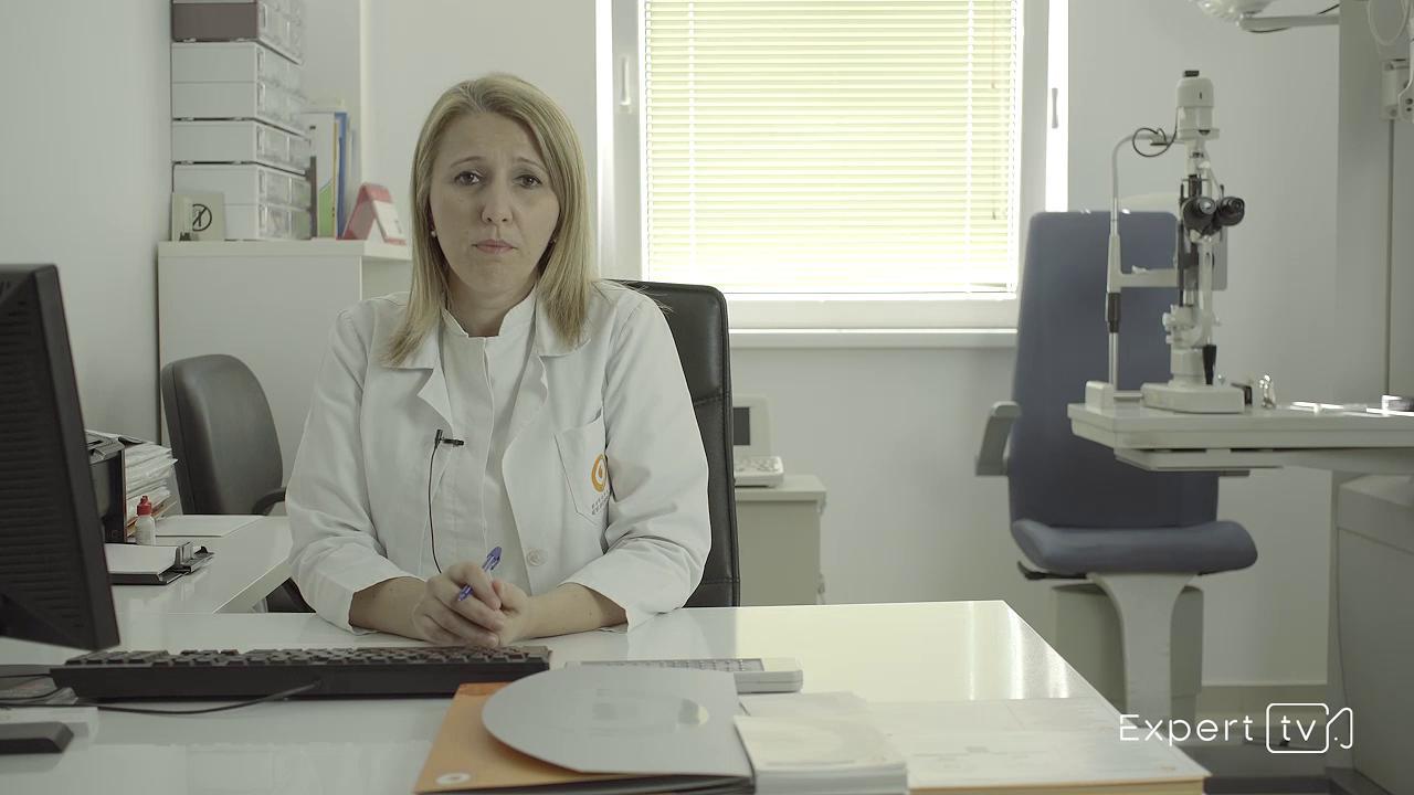 Постоперативен период при операција на катаракта