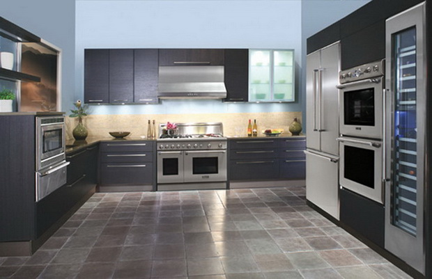 Grey Kitchen Ideas That Are Sophisticated And Stylish: Модерно дизајнирани кујни
