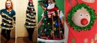 Смешни од што се грди - Божиќни џемпери