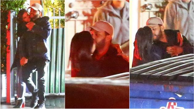 Селена Гомез и The Weeknd фатени живи   Нова славна двојка на повидок