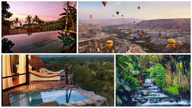35 патувања кои треба да ги остварите со својот партнер во текот на животот