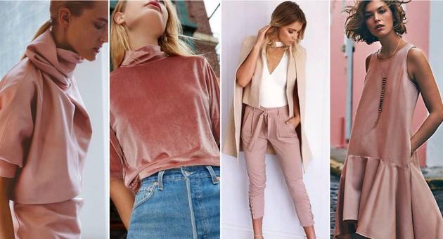 Оваа пролет во мода е пепелаво розова боја и ја обожаваме