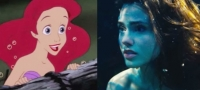 """10 разлики заради кои филмот """"Малата сирена"""" нема да биде како цртаниот"""