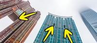 Зошто облакодерите во Хонгконг имаат дупки?