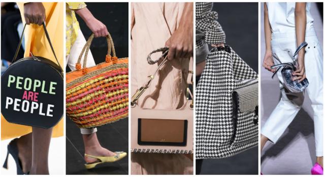 Најубавите чанти од модните недели за пролет лето 2018