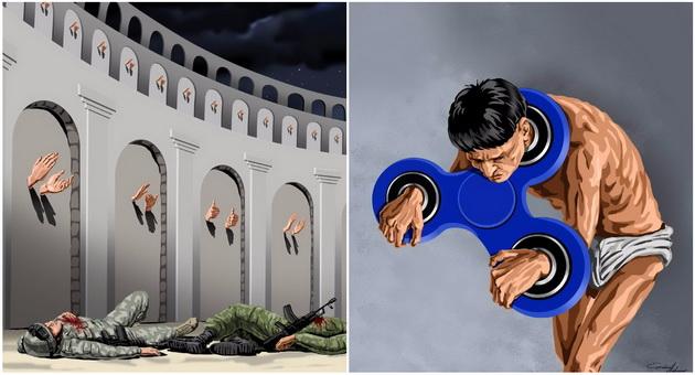 satirichni-i-brutalno-iskreni-ilustracii-za-modernite-problemi-na-chovekot