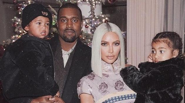 Дали Ким Кардашијан со Инстаграм фотка го објави името на третото дете