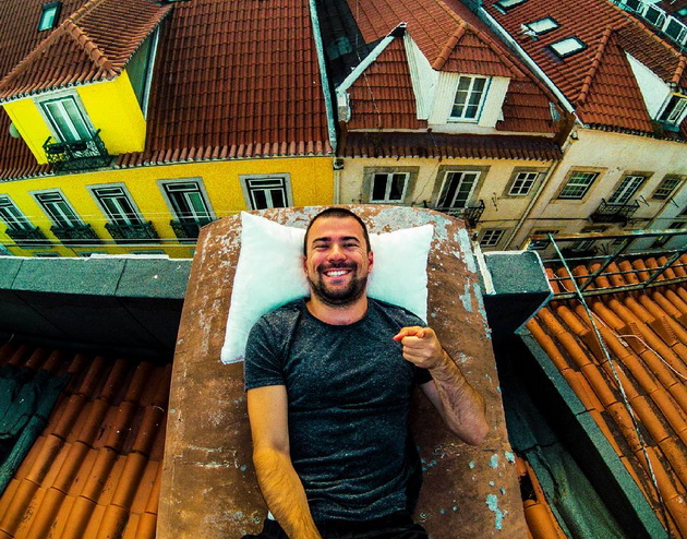 Интернет платформа за бесплатно сместување или мојата CouchSurfing приказна