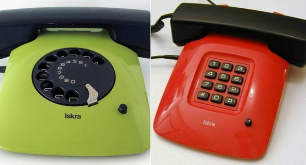 Ретро телефонот кој сите го имаме дома  а се наоѓа и во Музејот на модерна уметност во Њујорк