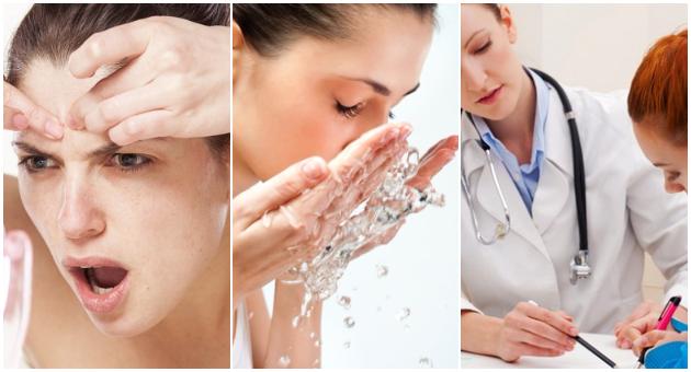 Негативни навики заради кои имате акни и нечиста кожа