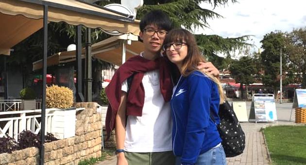 Момче од Хонгконг бара девојка која ја запознал во Охрид