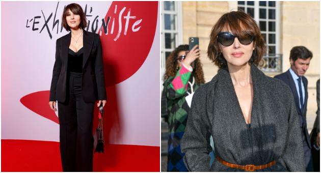 Секоја жена сака да старее како Моника Белучи - фотки од модната недела во Париз