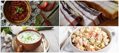 """""""Руска"""", сутлијач, пача – 7 јадења од кујната на словенските народи кои се најдобри кога се јадат ладни"""