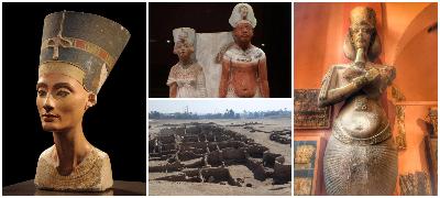 """Откриена """"египетската Помпеја"""" - древен град кој дава увид во животот на Египќаните во најбогатиот период на Египет"""