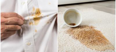 Како да ги отстраните најчестите дамки од облеката и теписите со продукти што сигурно ги имате дома?