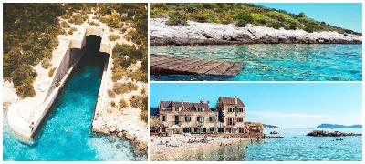 Хрватското островче Вис е мелем за душата – мај рај со најчистата вода на Јадранот (фото)