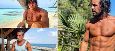 Шпанскиот заводник Марио Касас ужива на Малдиви и во Доминиканската Република - позгоден од кога било (фото)
