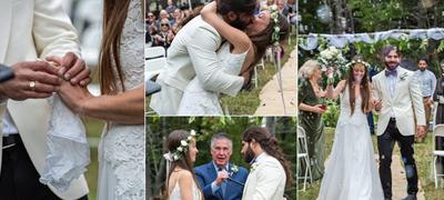 """Невеста облече венчаница со текстура за нејзиниот слеп сопруг да """"почувствува како изгледа"""""""