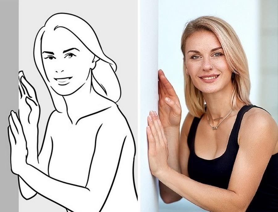 советы как хорошо выглядеть на фотографиях девушки должны летом
