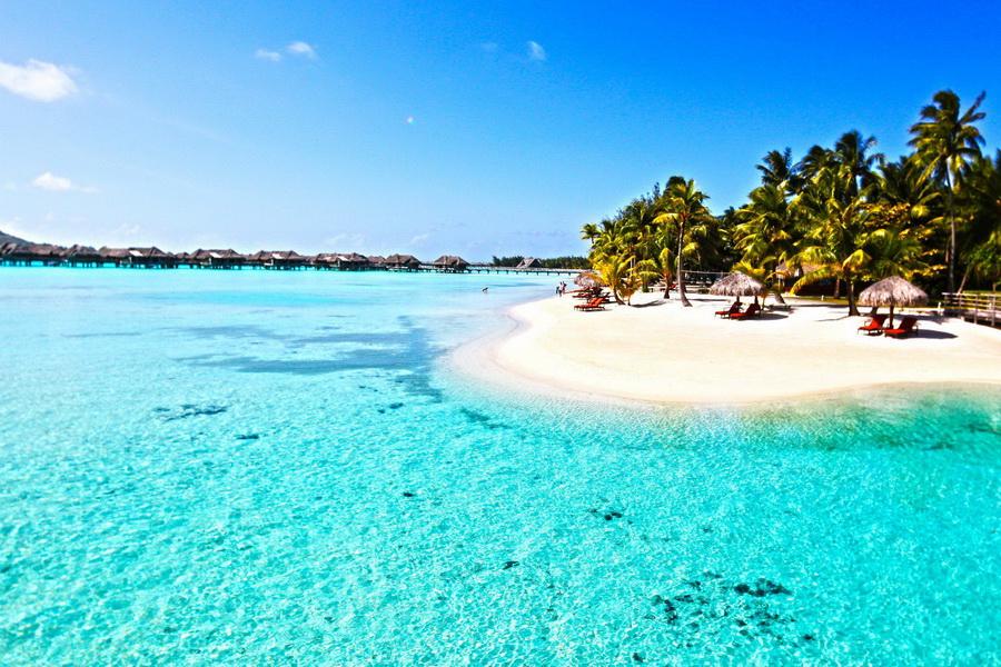 снимки, напоминающие фото океан с белым песком его