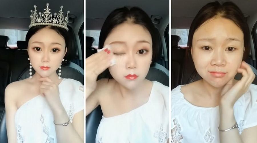 Для Чего Кореянки Суют В Нос Бумагу