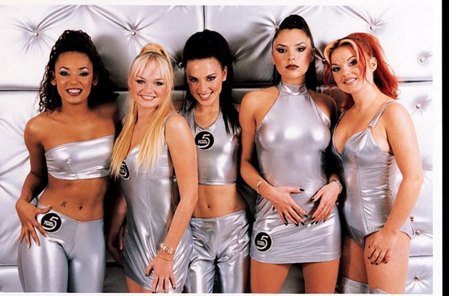 Spice Girls Nudes